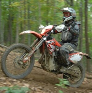 Tom Noble Enduro
