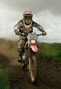 Dirty Face Dual Sport